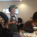 富士子ベーコンをたらふく食べられる至福の時間♪