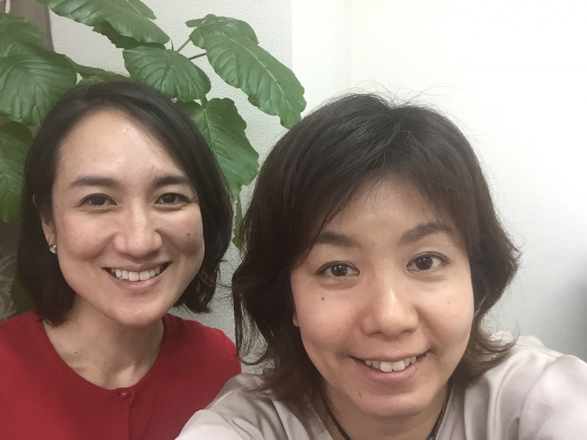 内田明子&七星奈津子