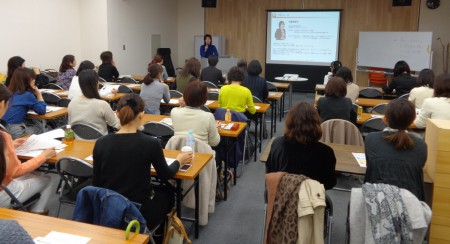 奈良県女性起業家セミナー